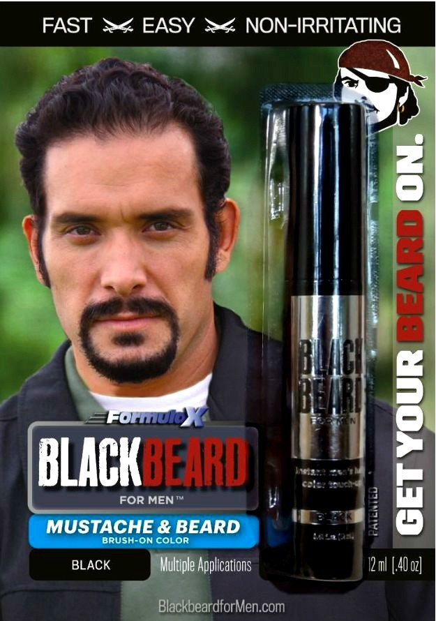 Blackbeard for Men - one pack Jose