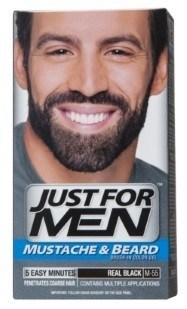 Just For Men vs Blackbeard For Men