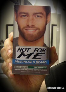 Not For Me Beard Dye