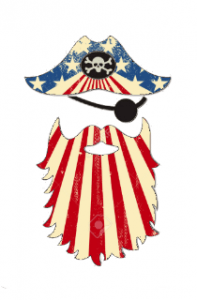Pirate-Beard-Flag