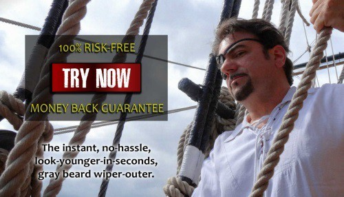 Blackbeard For Men Try Now