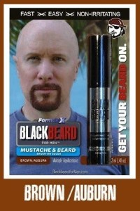 Blackbeard For Men Brown/Auburn