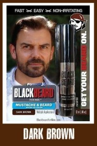 Blackbeard For Men Dark Brown