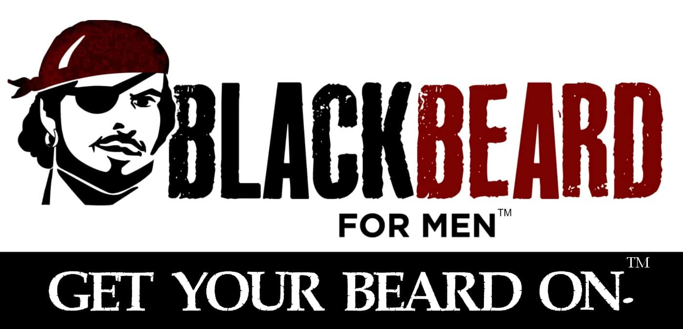 Blackbeard For Men Logo