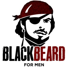 Blackbeard For Men Mobile Logo