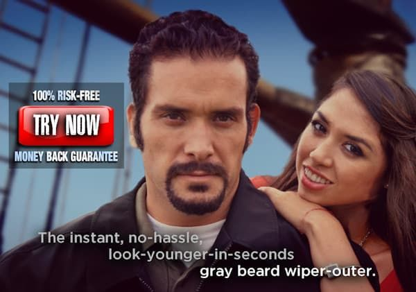 Try Blackbeard For Men