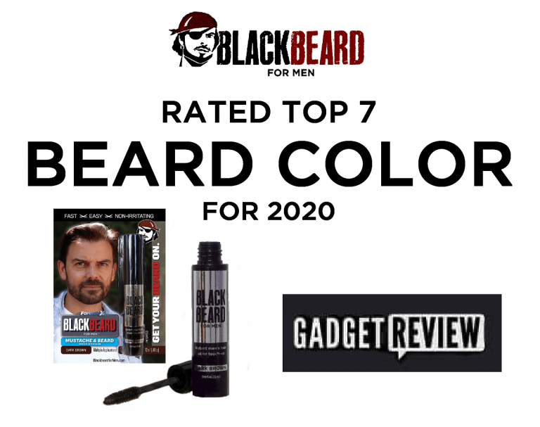 Rated Top 7 Beard Dye for 2020 by Gadget Reviews!
